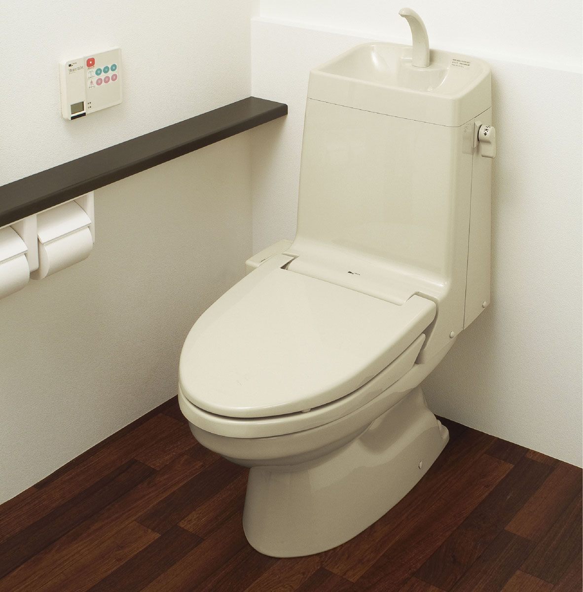 リフレッシュシャワートイレ,before
