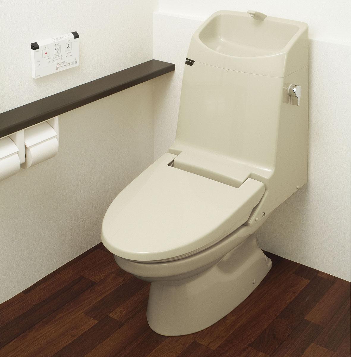 リフレッシュシャワートイレ,after