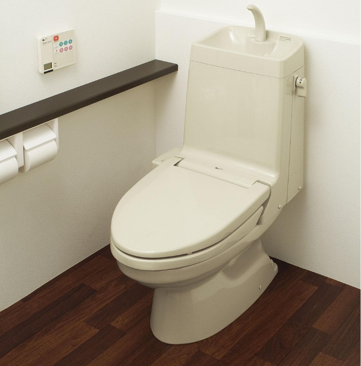 LIXIL,リフレッシュシャワートイレ,タンク付き