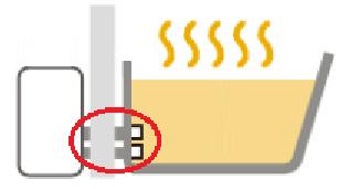 浴槽隣接型給湯器の場合の浴槽の特徴