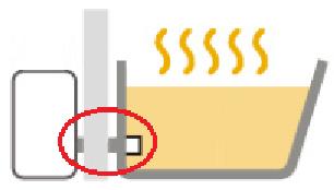 据置型給湯器の場合の浴槽の特徴