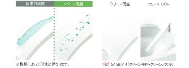 TOTO HV クリーン樹脂