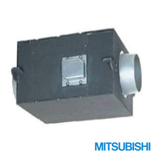 BFS-100SSU ストレートシロッコファン 給気タイプ 消音形