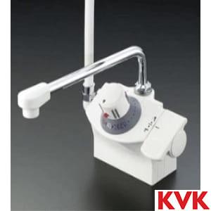 KF821R デッキ形サーモスタット式シャワー(シャワー左側)