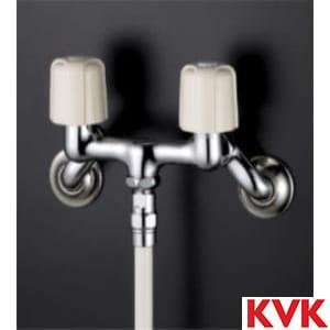 KM13N2W 2ハンドル混合栓(寒冷地用)