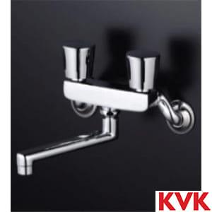 KM140EX 2ハンドル混合栓