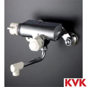 KM159 定量止水付サーモスタット式混合栓