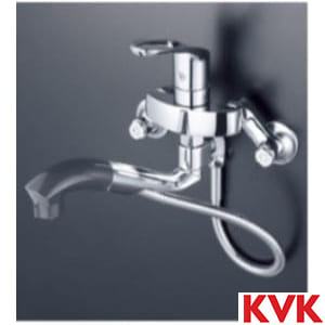 KM5000TP シングルレバー式シャワー付混合栓