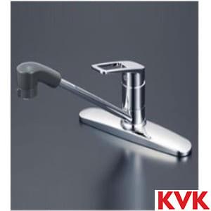 KM5006TF 流し台用シングルレバー式シャワー付混合栓