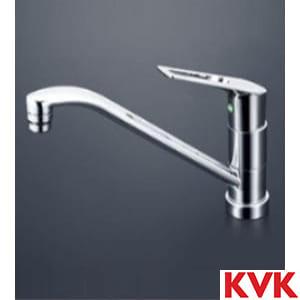 KM5011TV8 流し台用シングルレバー式混合栓