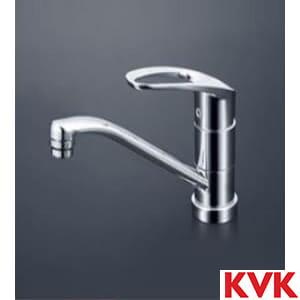 KM5011TV8R2 流し台用シングルレバー式混合栓