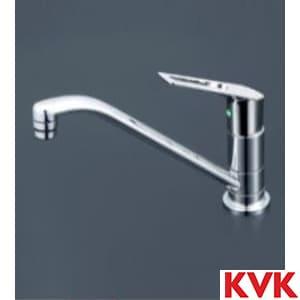 KM5011ZUTEC 流し台用シングルレバー式混合栓
