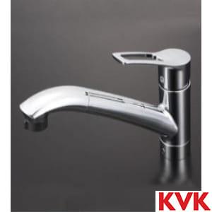 KM5031JT 流し台用シングルレバー式シャワー付混合栓