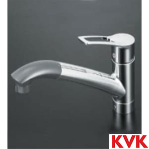 KM5031ZJ 流し台用シングルレバー式シャワー付混合栓