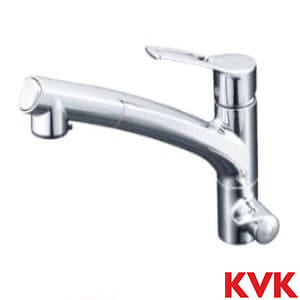 KM5061NCK 浄水器付シングルレバー式シャワー付混合栓