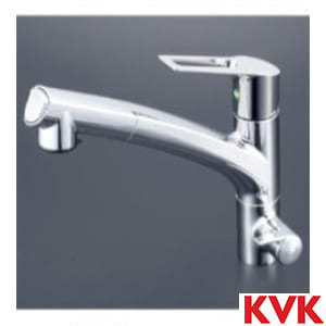 KM5061NEC 浄水器付シングルレバー式シャワー付混合栓