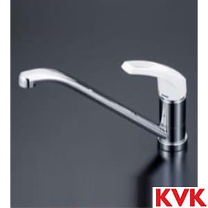 KM5211 流し台用シングルレバー式混合栓