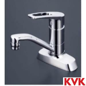 KM7004T 洗面用シングルレバー式混合栓