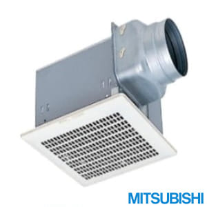 VD-18Z9 天井埋込形ダクト用換気扇 台所用 台所・湯沸し室・厨房用低騒音タイプ