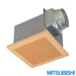VD-20ZX9-G 天井埋込形ダクト用換気扇 居間・事務所・店舗用 低騒音格子タイプ