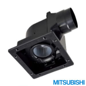 VD-13ZLC10-IN 天井埋込形換気扇 グリル別売タイプ