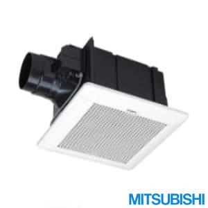VD-15ZCD10 天井埋込形換気扇 低騒音電気式シャッター付