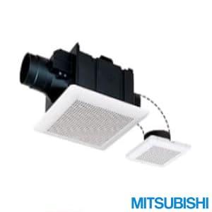 VD-15ZFCD10 天井埋込形換気扇 2部屋用低騒音形