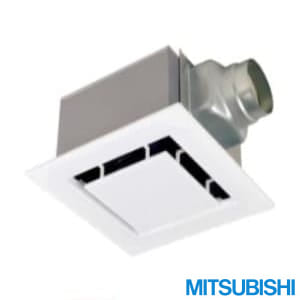 VD-15ZVX2-W 天井埋込形ダクト用換気扇 居間・事務所・店舗用