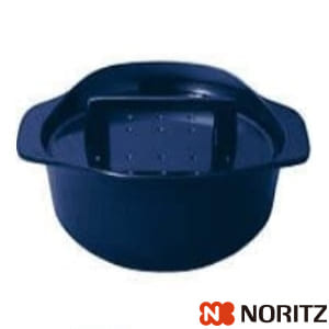 LP0122DB 純国産南部鉄器ホーロー鍋