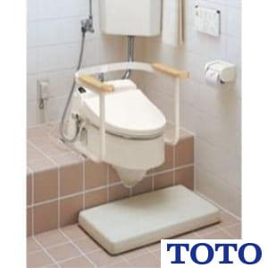 EWC211BR トイレ用手すり 和風改造用腰掛便器用