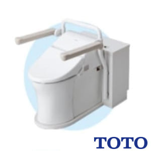 EWRS310 ベッドサイド水洗トイレ 圧送便器 EWRS310