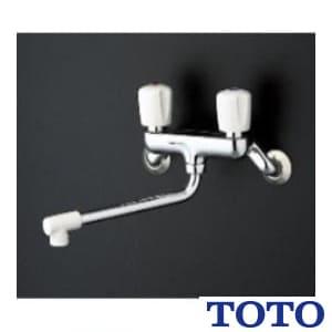 TKJ20BAU 壁付2ハンドル混合水栓