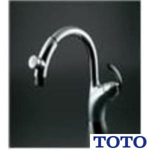 TKN34PBTN 台付シングル混合水栓(タッチ、ハンドシャワー)