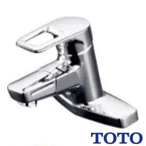 TLHG30DQES 台付シングル混合水栓(エコシングル、吐水口回転)