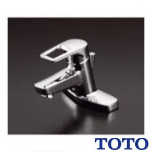 TLHG30EGR 台付シングル混合水栓(エコシングル、ゴム栓)