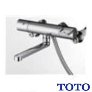 浴室用水栓 サーモスタットシャワー金具(壁付きタイプ) スパウト長さ 170mm