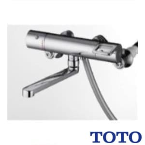浴室用水栓 サーモスタットシャワー金具 TMGG40LEW