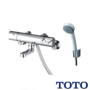 浴室用水栓 壁付サーモスタット混合水栓(エアイン) TMGG40SER