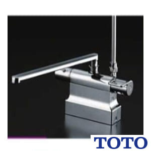 TMGG46E3 台付サーモスタット混合水栓(エアイン、めっき)