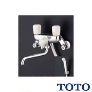 浴室用水栓 2ハンドルシャワー金具(壁付きタイプ) TMS20C